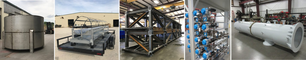 Custom fabrication projects