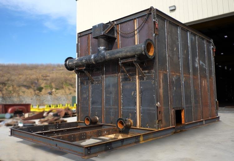 Custom tank built by Sawyer Fabrication