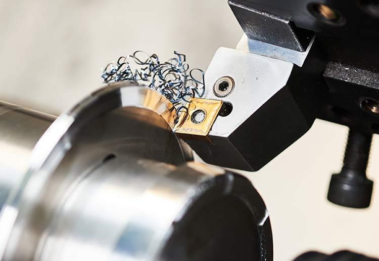 CNC turning technique